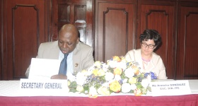 Onerous trade regulations within the ACP impedes regional trade integration