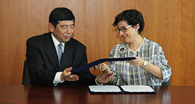 ITC and World Customs Organization sign deal to strengthen collaboration on trade facilitation