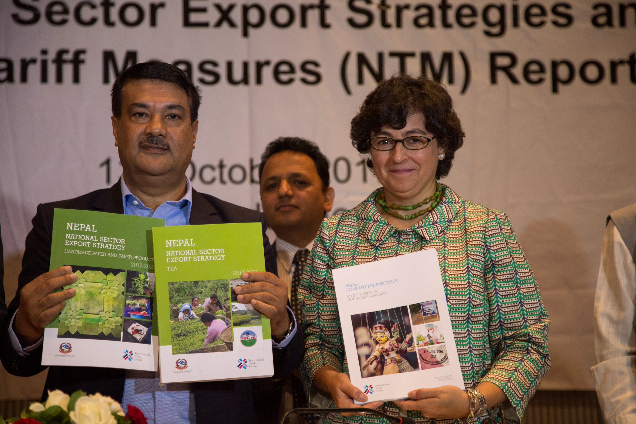 Nepal unveils National Sector Export Strategies and business survey on non-tariff measures