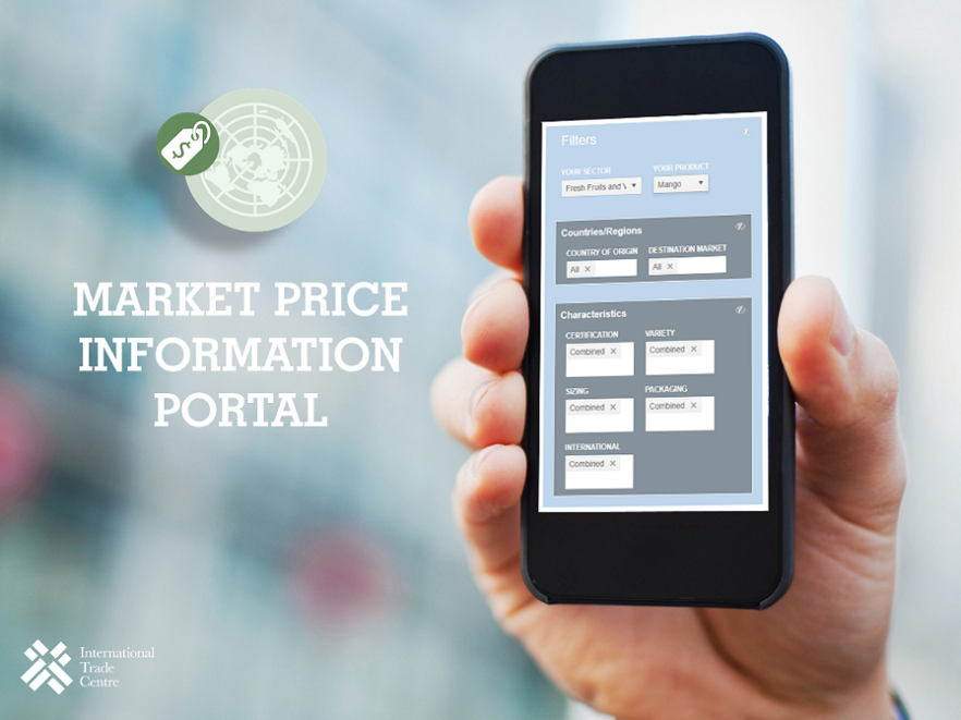 ITC unveils the Market Price Information portal
