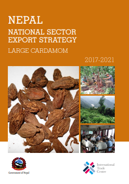 Nepal National Sector Export Strategy: Large Cardamom