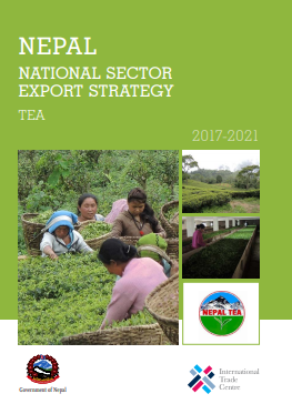 Nepal National Sector Export Strategy: Tea